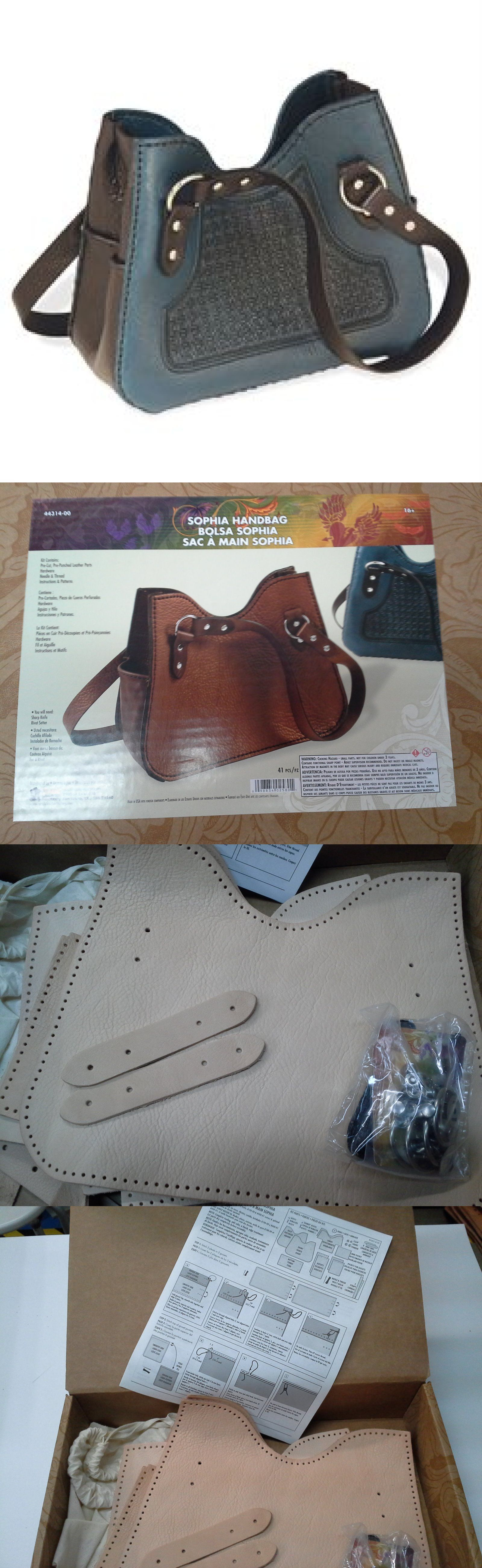 Other Leathercraft Supplies 146334 Sophia Handbag Kit Tandy Leather 44314 00 Free Priority Shipping To Us It Now Only 86 99 On Ebay