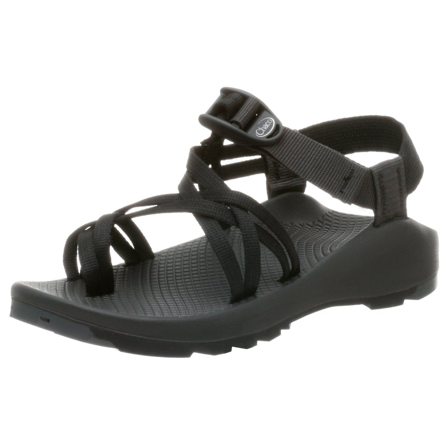 1b9d72d55c66  87 Black Chaco Yampa ZX 2 Sandals. Bought and don t like. Takes five  minutes to cram my feet into the straps every time. Can t remember which  straps pull ...