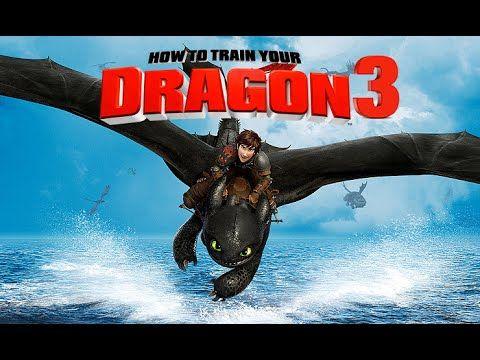 Como Entrenar A Tu Dragon 3 Trailer Informacion How To Train Your Dragon About Time Movie Dragon
