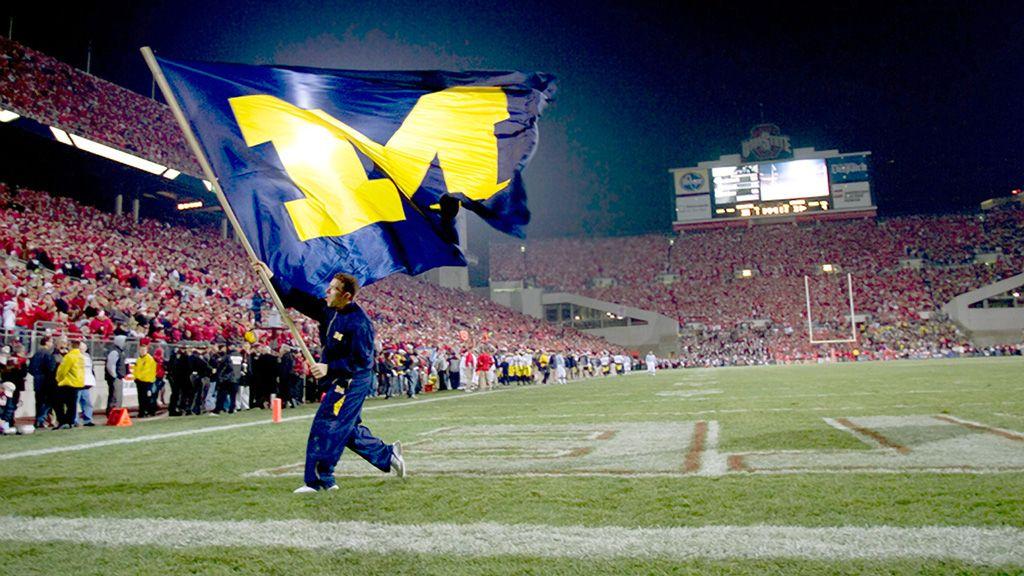 Michigan vs ohio state goblue beatohio michigan