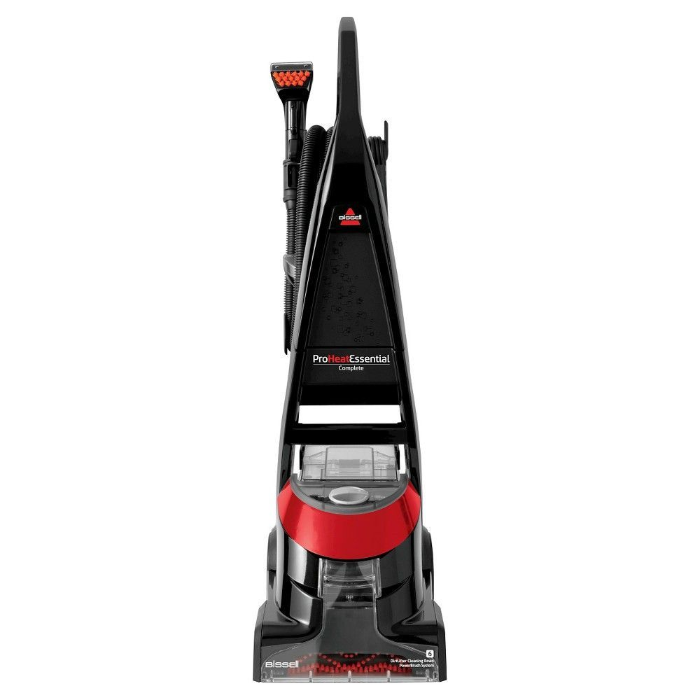 Bissell proheat essential complete upright carpet cleaner