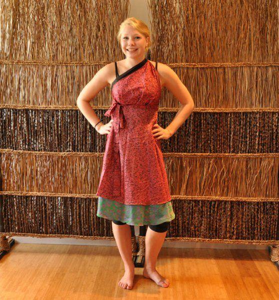 27e19930c84c Karizu zavinovací sukni šaty najdete v našem e-shopu www.imix-shop ...