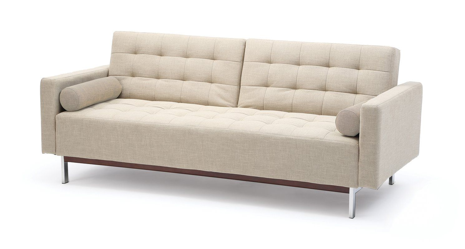 Bonaventura Sleeper Sofa Reviews Birch Lane Beige Sofa