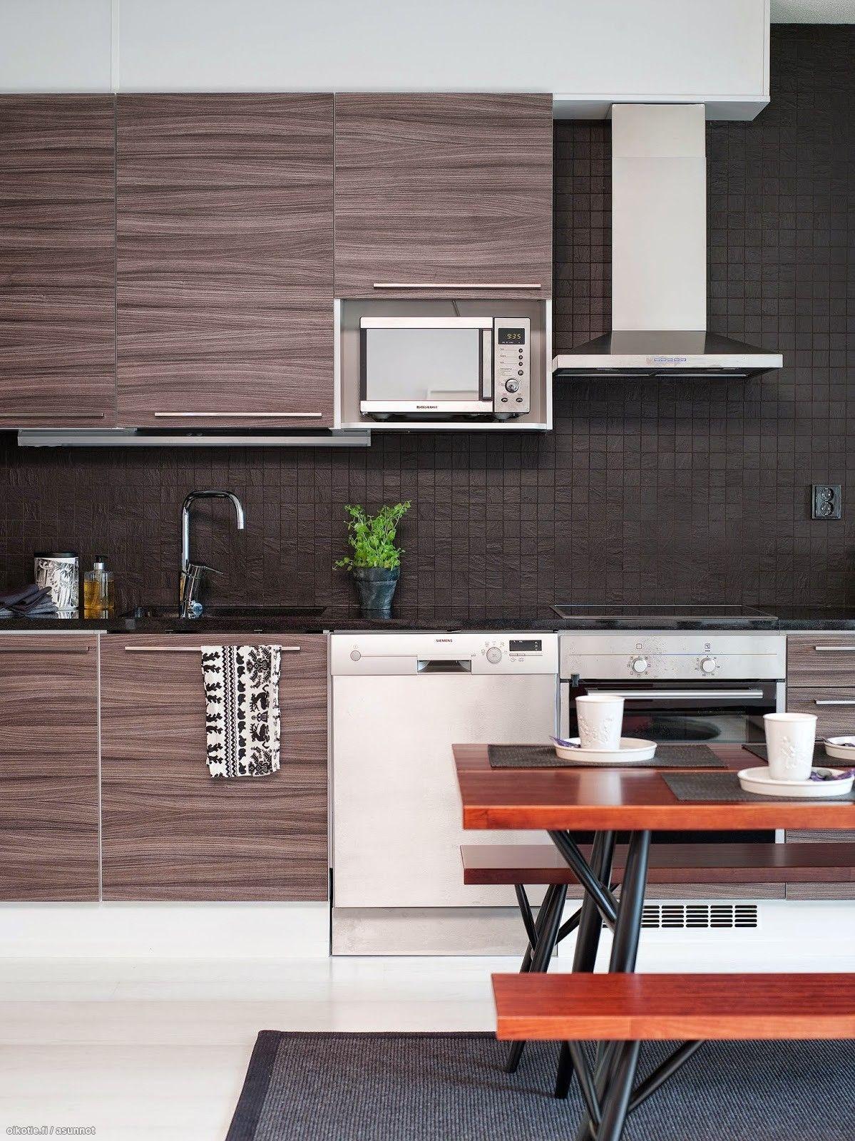 Myytävät asunnot, Kuuluttajankatu 6, Helsinki #oikotieasunnot #keittiö #kitchen #Helsinki