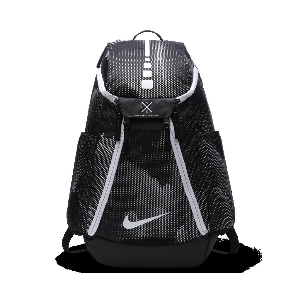Nike Hoops Elite Max Air Team 2 0 Graphic Basketball Backpack Black Basketball Backpack Nike Bags Basketball Bag