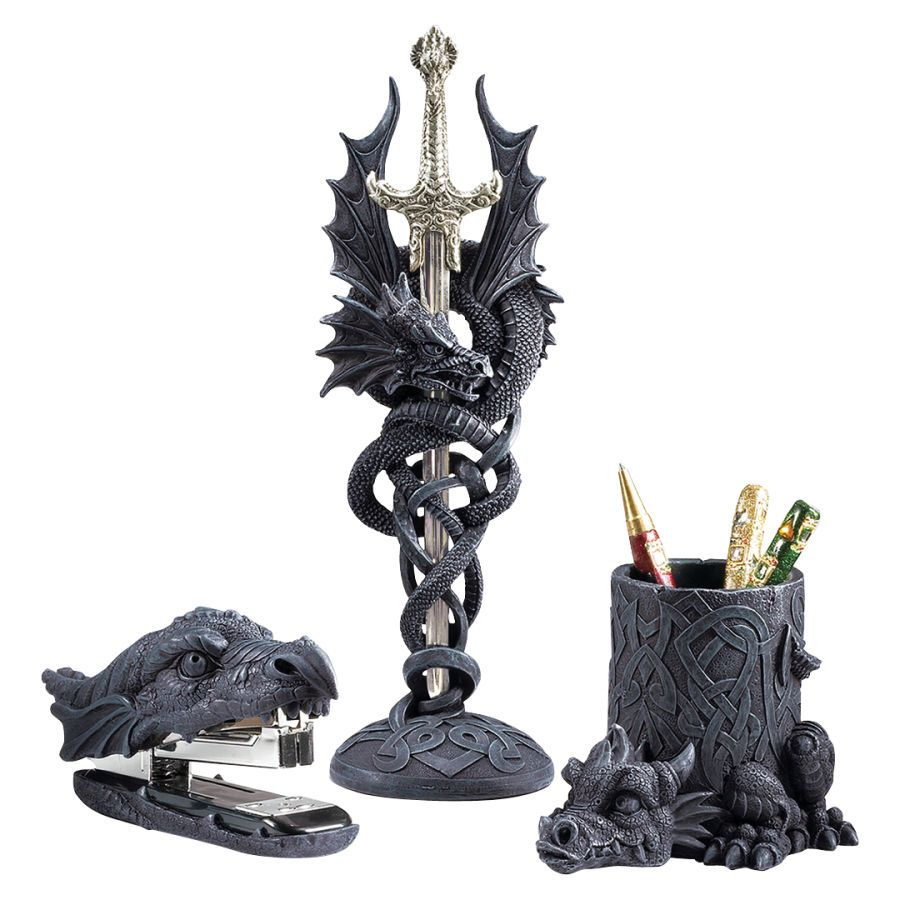 Dragon Desk Set