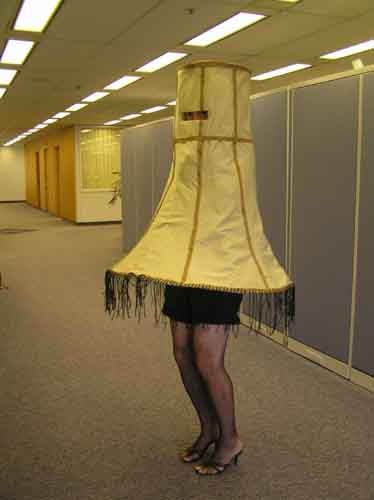 A Christmas Story Leg Lamp Costume   Leg lamp costume, Leg ...