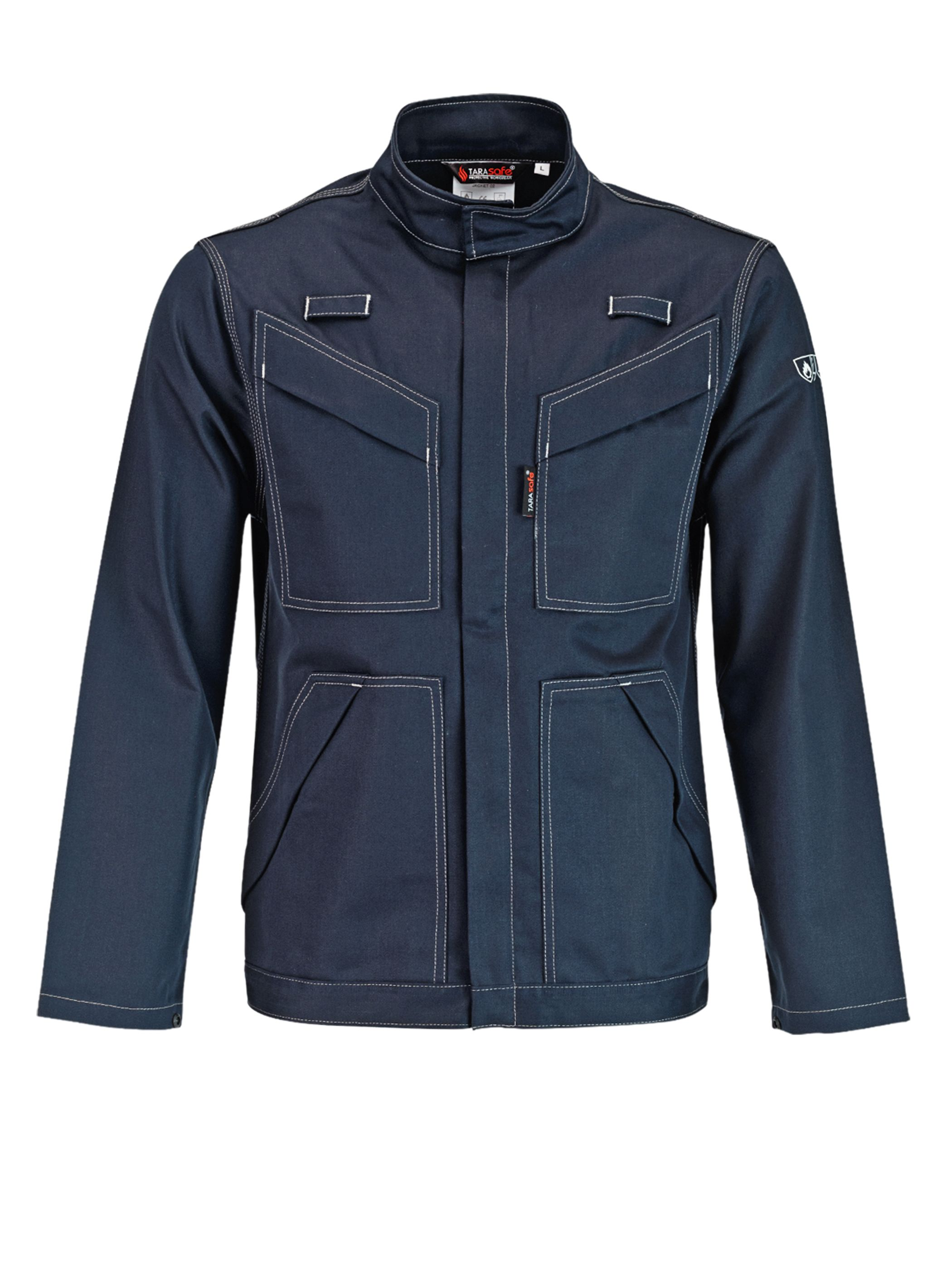 Metaal Jacket FRJackets FRClothing PPE FRSafety