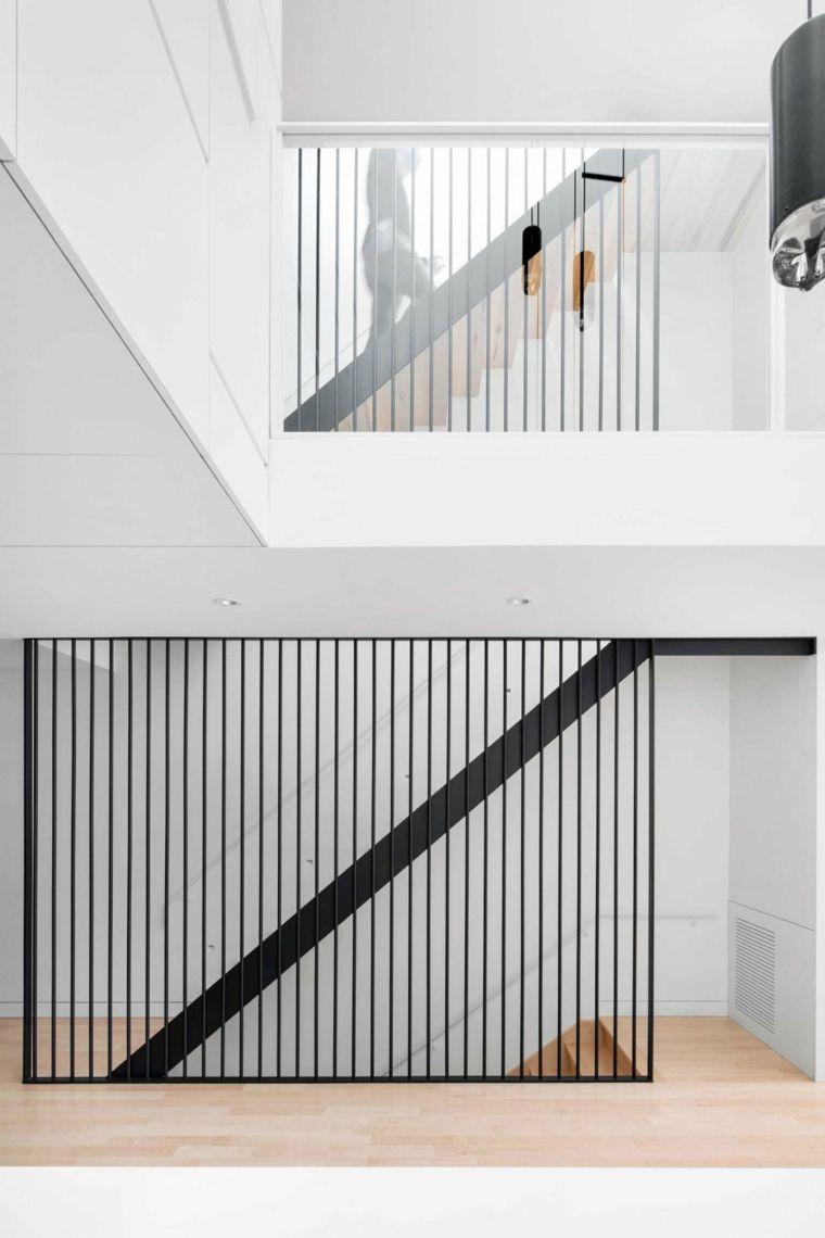 Escaleras interiores estupendas ideas de dise o y for Diseno de interiores hogares frescos