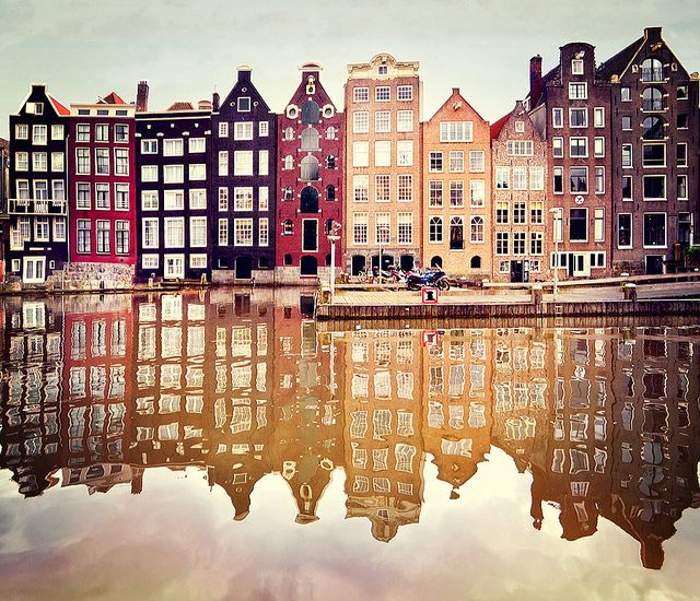 Amsterdam Wonderful Places Beautiful Places Places To Travel