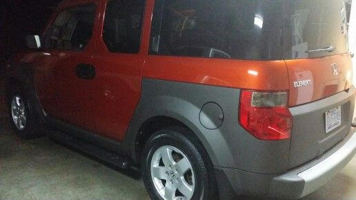 03 Honda Element Ex 4wd Honda Element Vehicles Honda