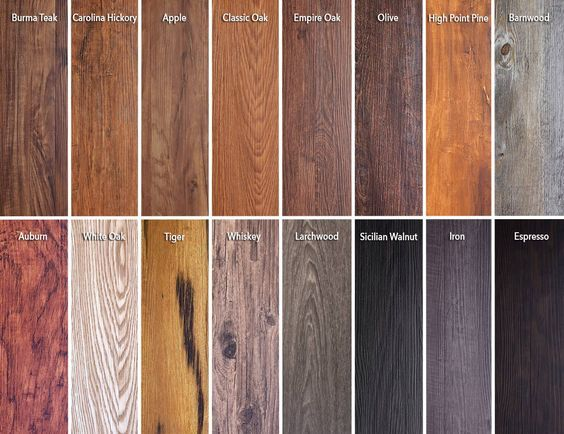 Luxury Vinyl Flooring Planks Wood Grain Look Require Adhesive And Are Easy Install