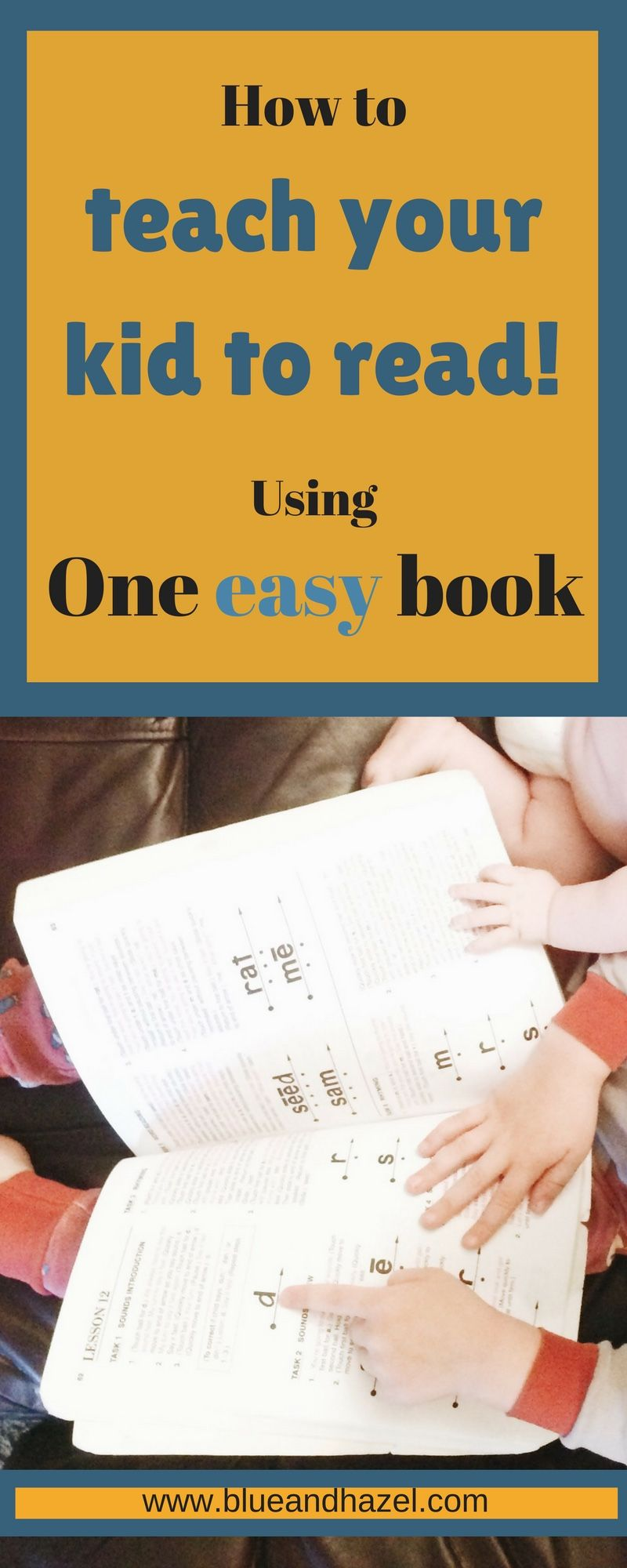 Teach Your Child To Read In 100 Easy Lessons Why It Works Easy Lessons Kids Reading Teaching How to teach reading to year olds