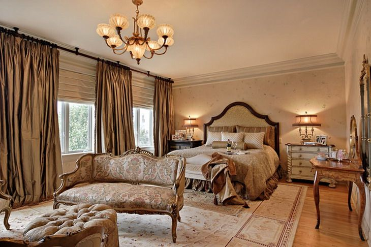 40 Stunning Traditional Bedroom Designs My Housebb Master Cool Traditional Bedroom Designs