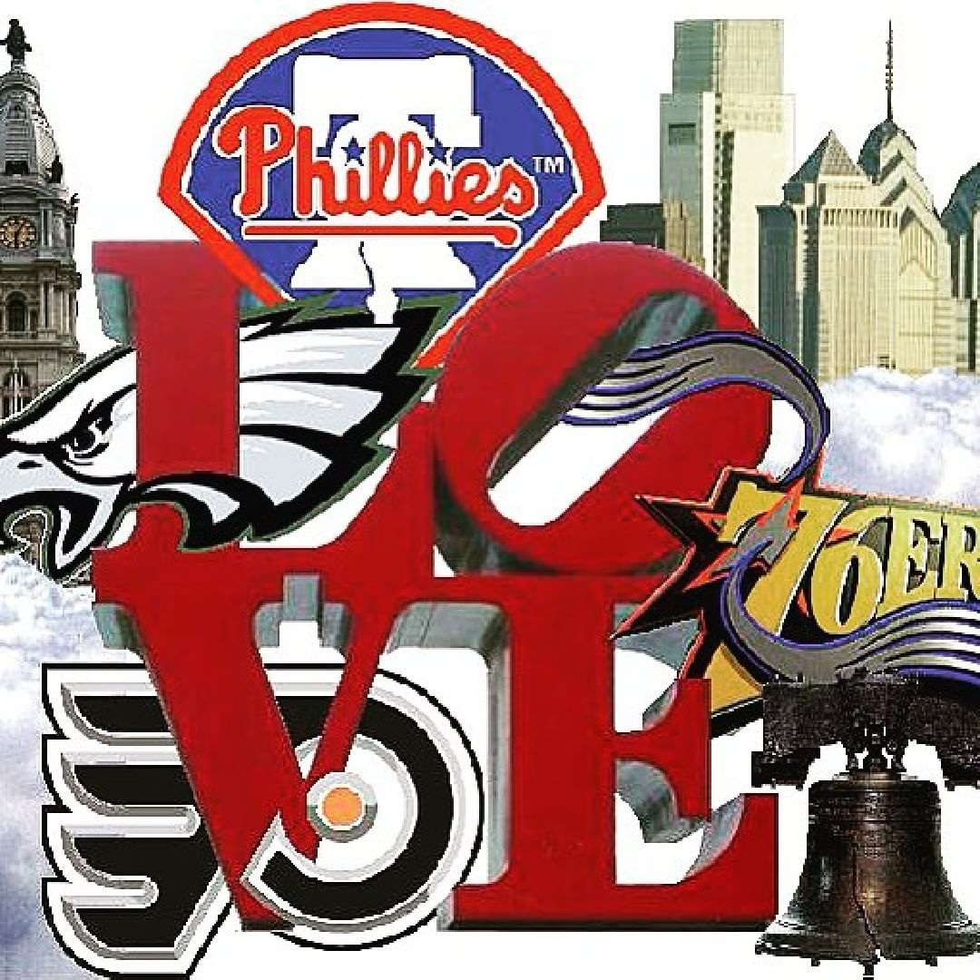 New Philadelphia sports fan page! Follow for updates news