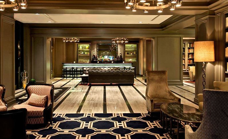Melrose Hotel Georgetown Dc Designer Leo A Daly Purchasing Agent Remington Hotels