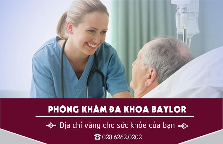 Phòng khám đa khoa Baylor Địa chỉ vàng cho sức khỏe của