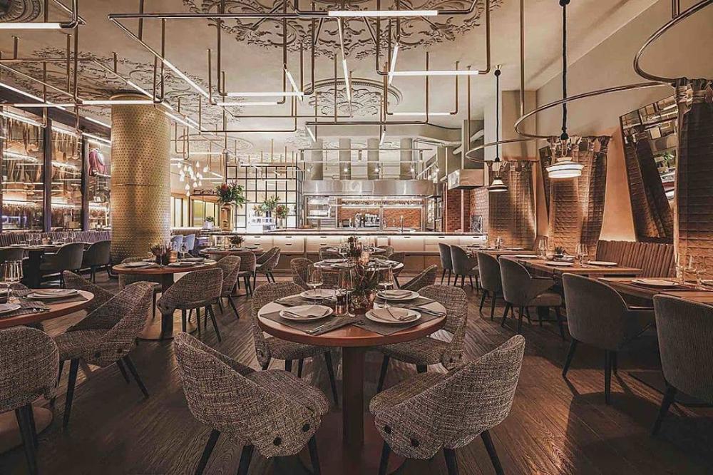 Love The Chair Texture Restaurant Bar Design Awards Restaurantandbardesignawards Instagram Pho Bar Design Awards Bar Design Restaurant Interior Projects