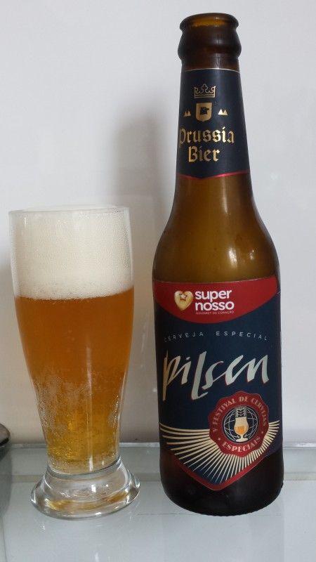 Prussia Bier Pilsen Especial Super Nosso Biere Biere Du Monde