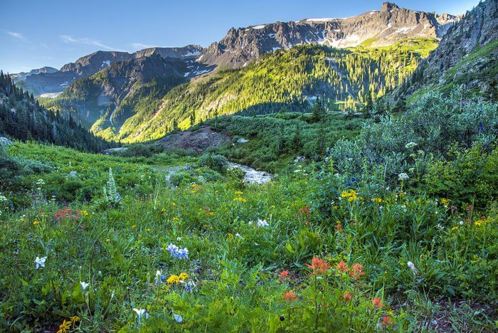 The secret garden hike in colorado will make you feel like you re in a fairytale living in for Secret garden colorado springs