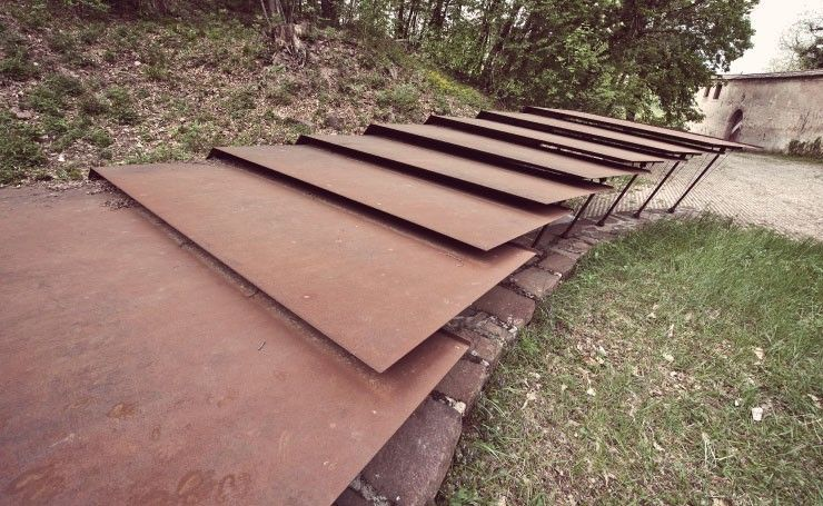 TETTOIA CASTEL GANDEGG / Appiano s.s.d.v. // Messner Architects