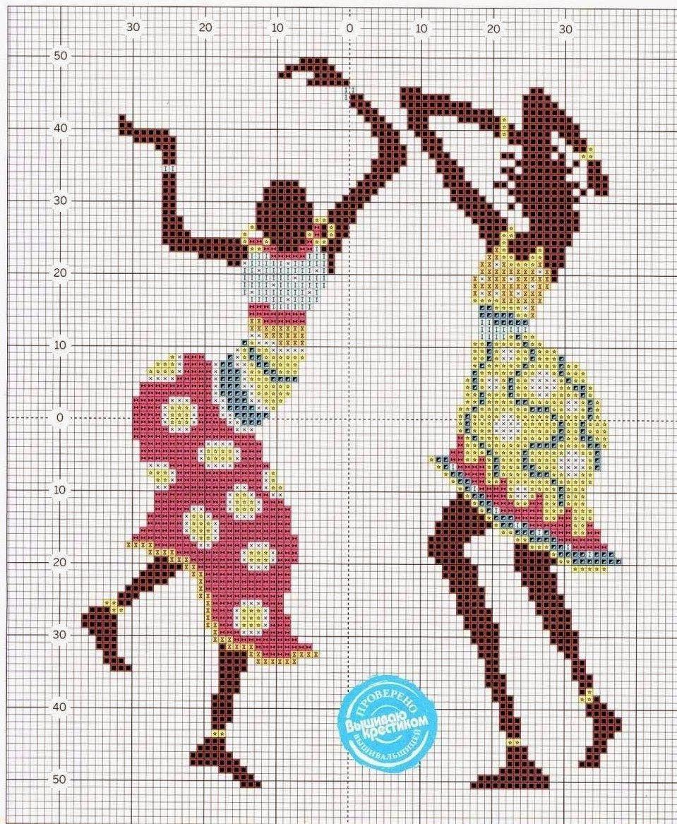 GRAFICOS PUNTO DE CRUZ GRATIS : AFRICANAS(24) | PX Almofadas ...