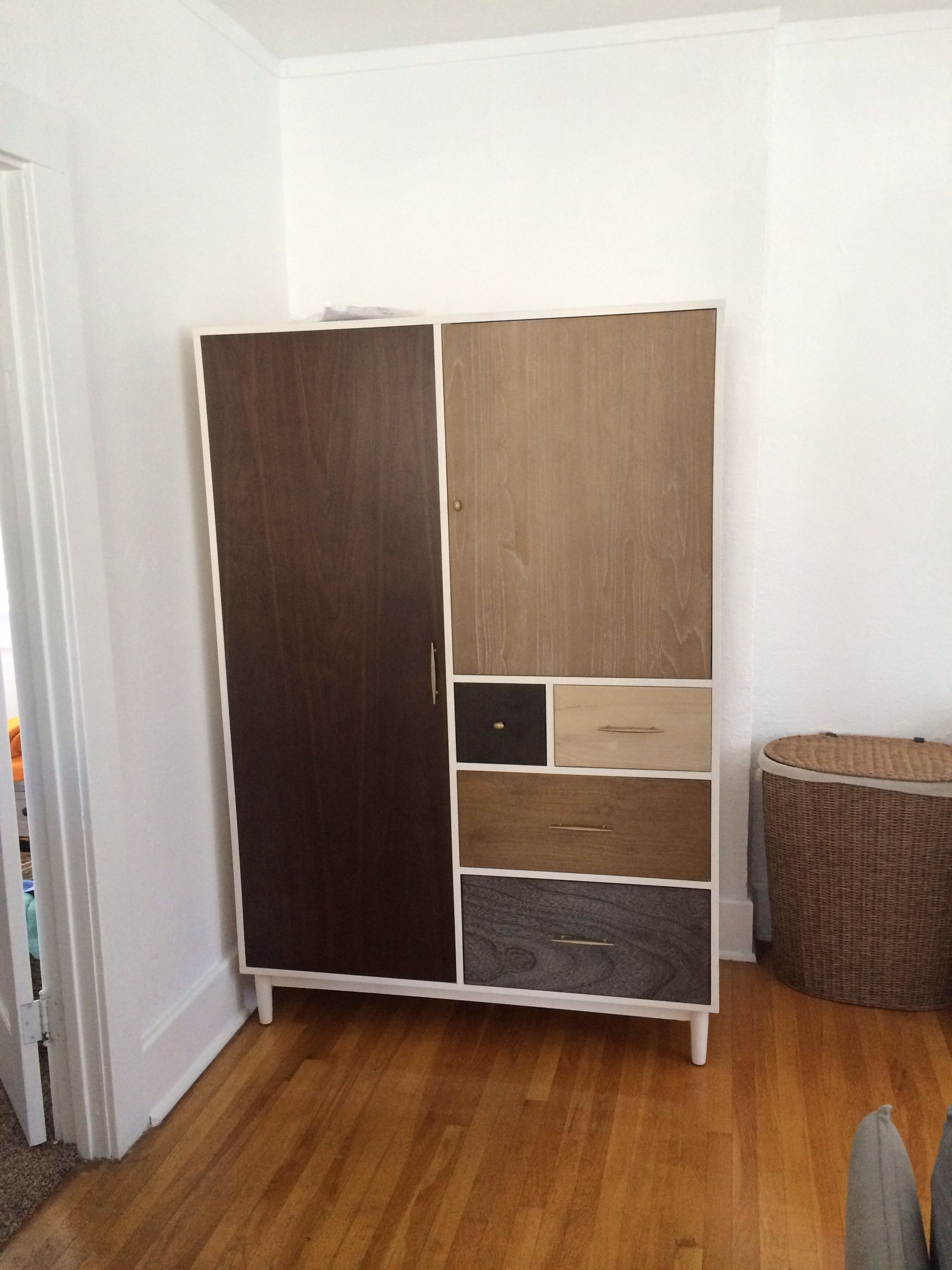 New armoire from west elm | Home decor, Furniture, Decor