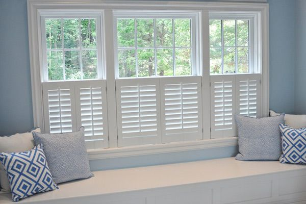 Cafe Style Shutters For Interiors The Shutter