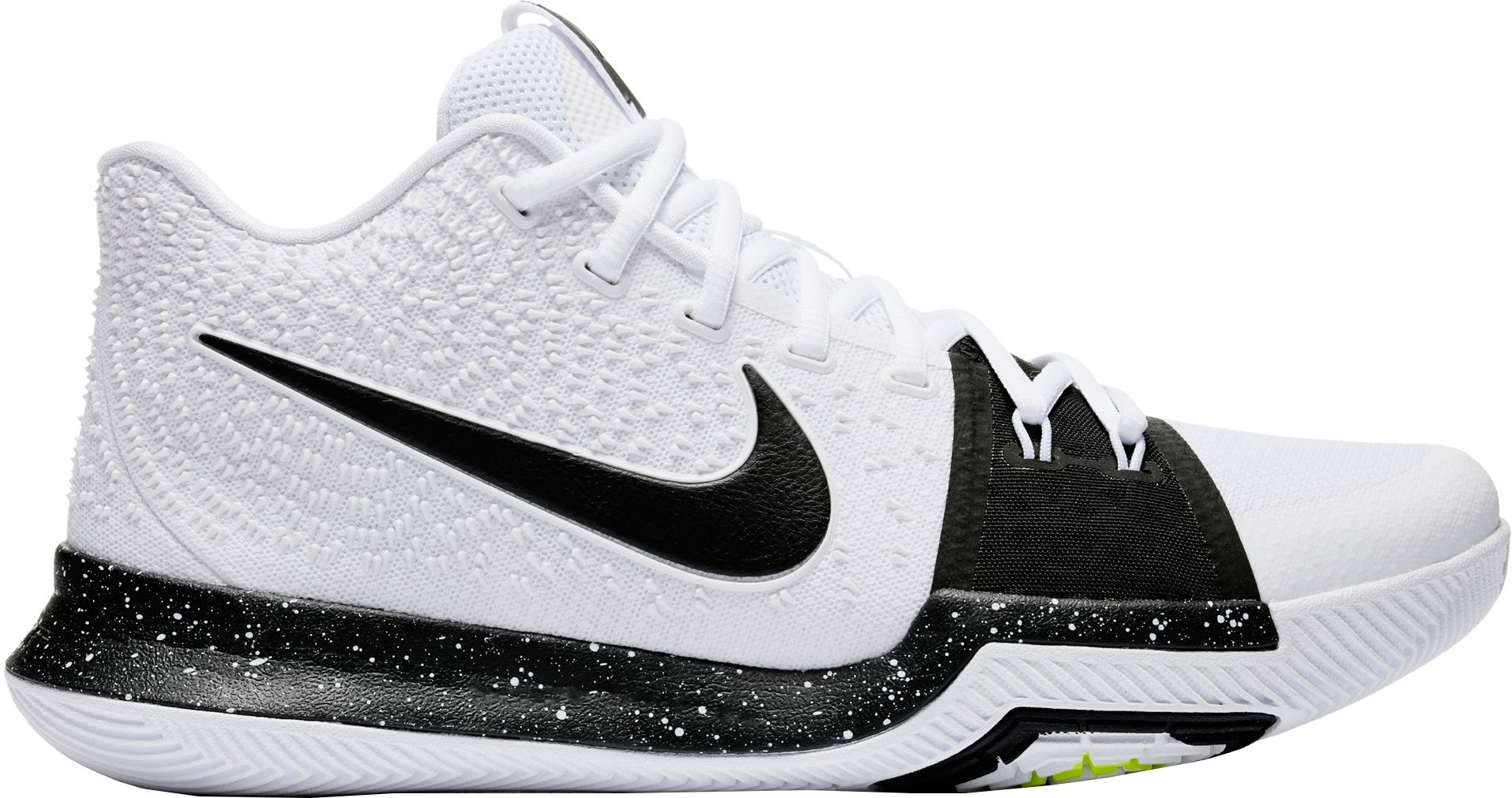 timeless design bd819 562d0 Nike Men's Kyrie 3 TB Basketball Shoes, Size: 14.0, White ...