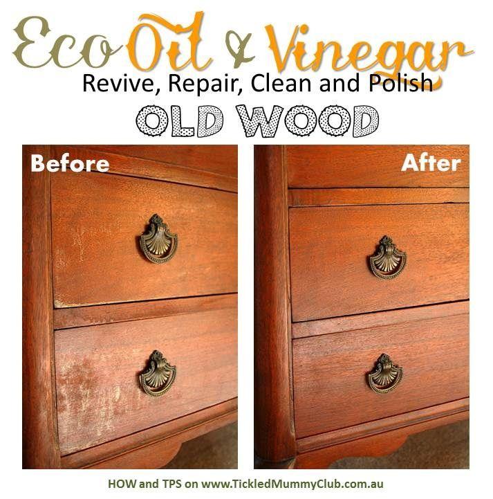 Eco Cleaning Oil And Vinegar Cleaner Solution See How