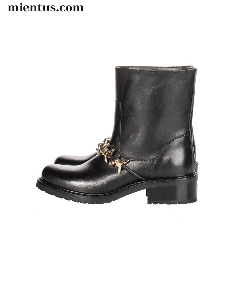 DSQUARED2 Flat Ankle Boot Babe Wire - mientus Online Store