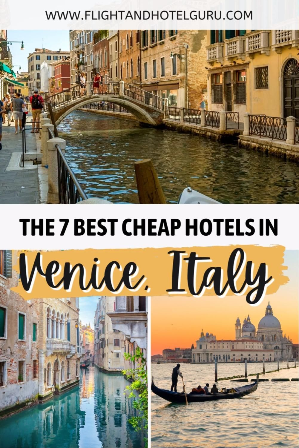 The Best Cheap Hotels in Venice for Every Budget