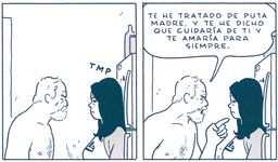 Intrusos de Adrian Tomine