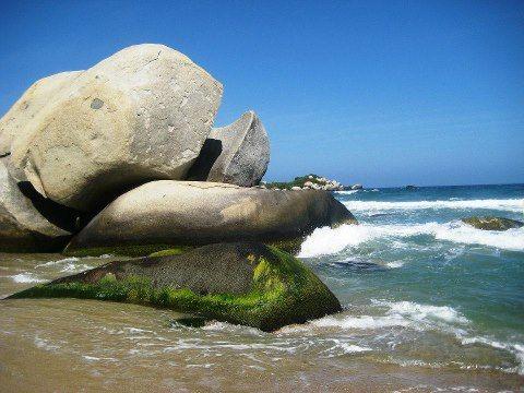 Arrecifes Beach, Tayrona National Park, Colombia