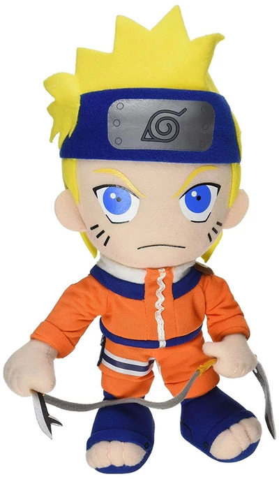 "Brand New Great Eastern GE-52682 Dragon Ball Z 9/"" Son Gohan Plush Doll"