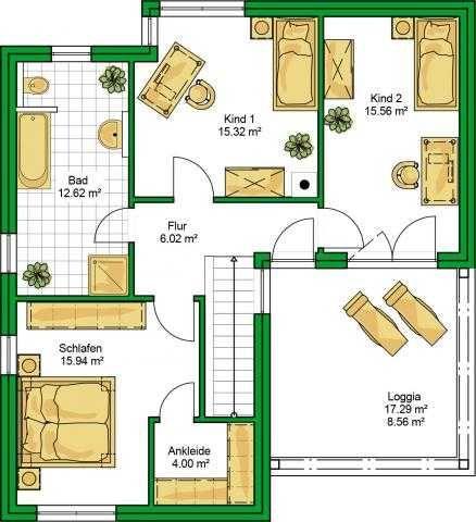 Plano de casa moderna proyectos que intentar house for Casa minimalista 60m2