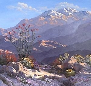 Pin On Desert And Mountain Landscape