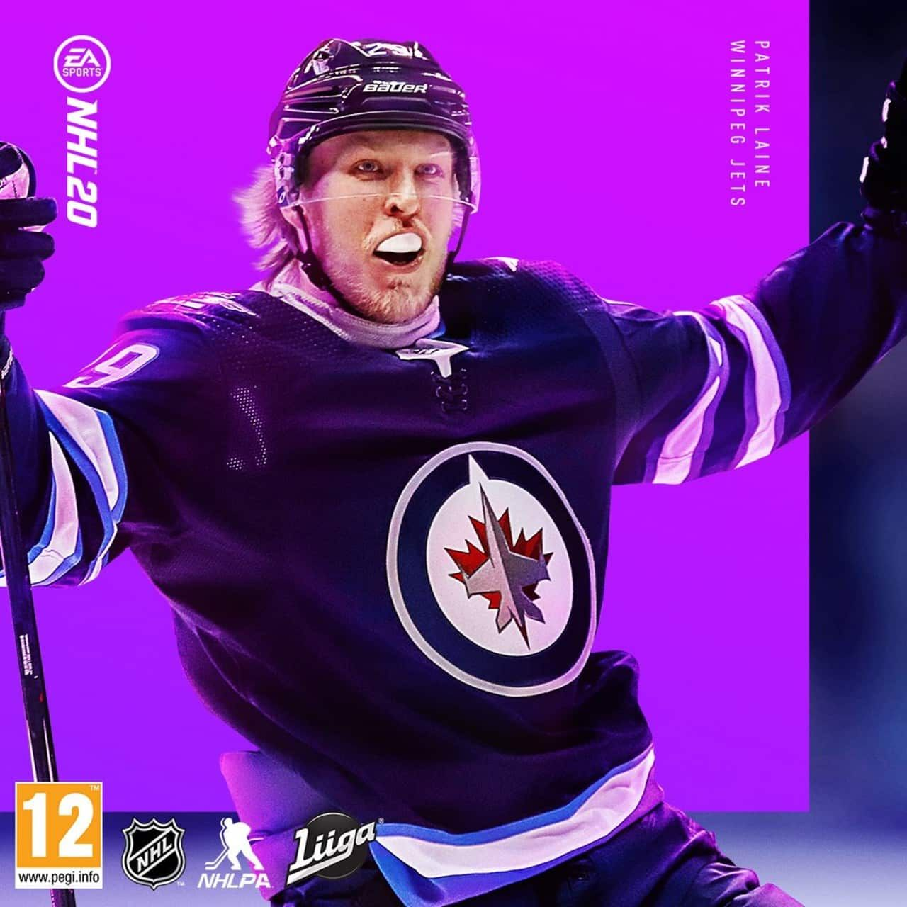 NHL 20 News and Notes International Cover Athletes