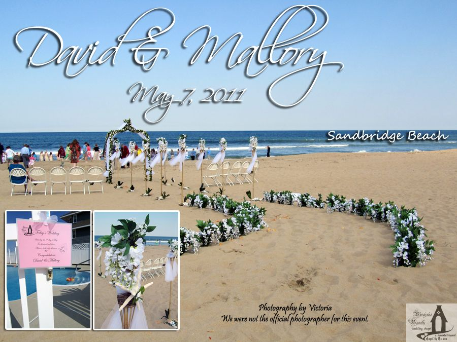 Virginia Beach Wedding Chapel Is Located At 637 10th Street