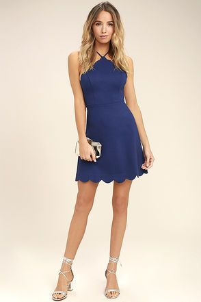 aec8f3ef760a4c Blue Dresses  Find the Perfect Light, Royal or Navy Blue Dress ...