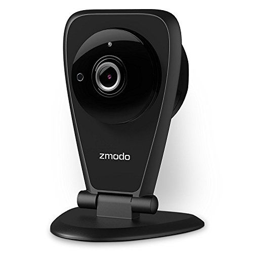 Zmodo EZCam Pro 1080p Wireless Smart HD WiFi IP TwoWay