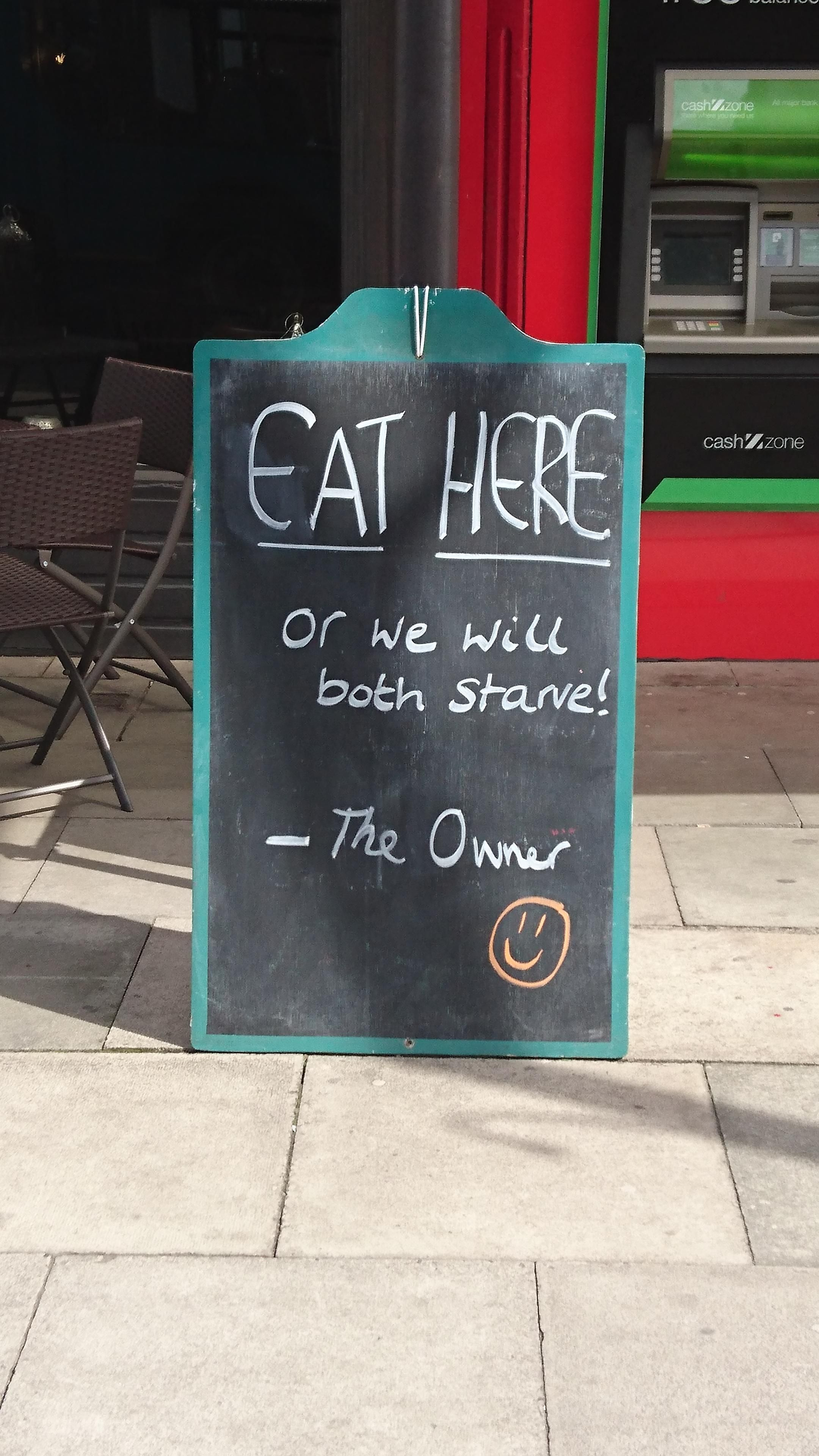 Small Businesses Imgur Funny Funny Signs Sidewalk Signs