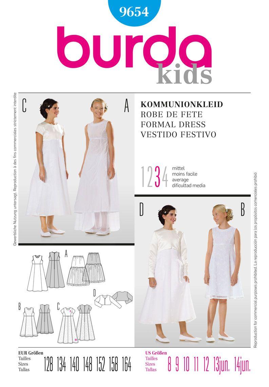 Simplicity : B9654-Great pattern for a Tween Girls dress   Jr. Dress ...