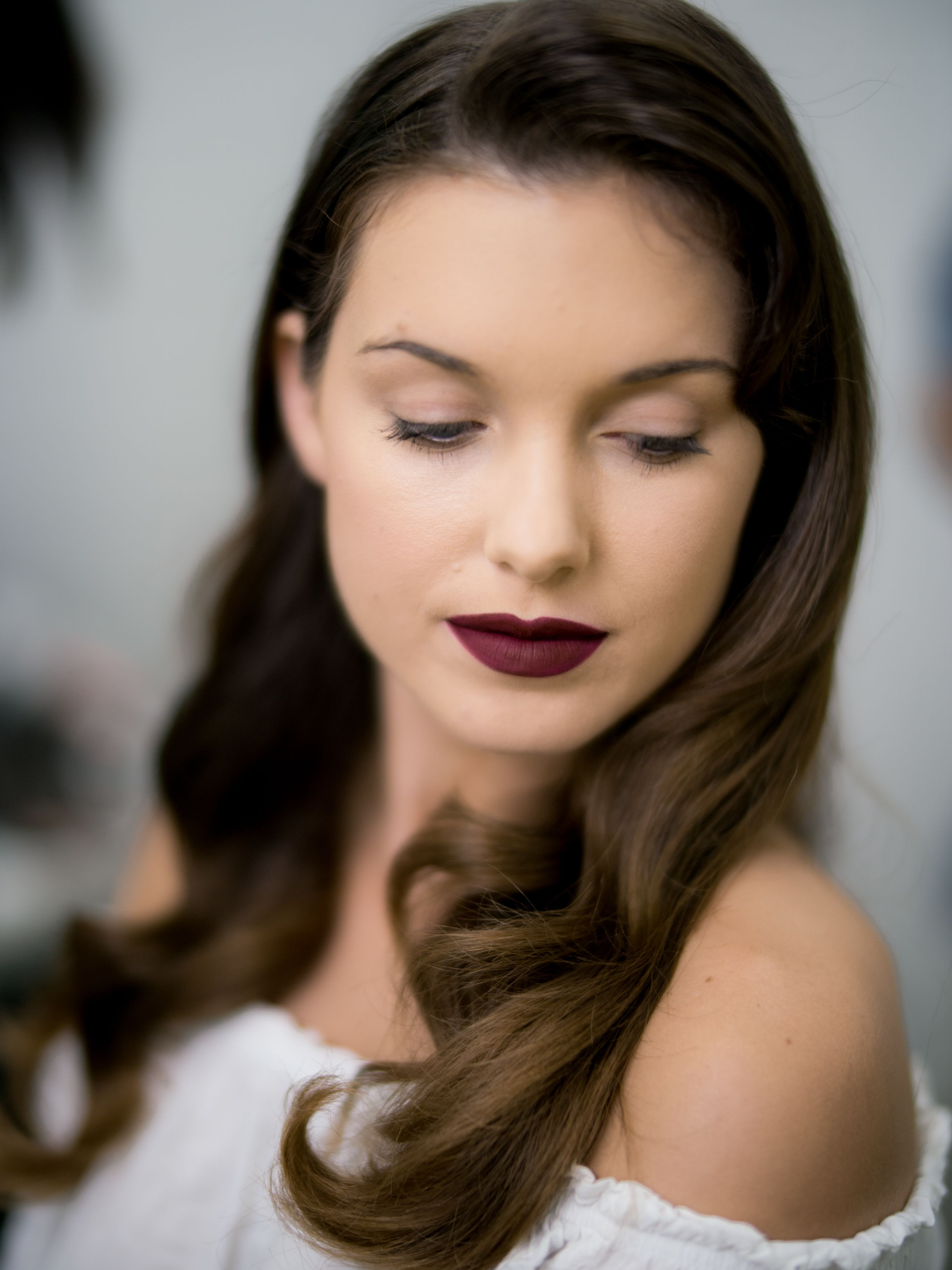 The Perfect Wedding Day Makeup Look for the Bold Type