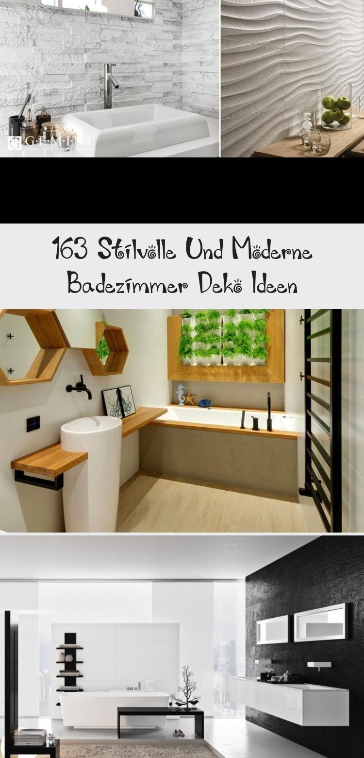 163 Stilvolle Und Moderne Badezimmer Deko Ideen In 2020 Badezimmer Deko Deko Ideen Badezimmer