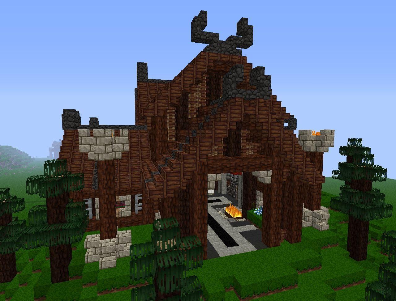 Nordic Tavern Minecraft Map