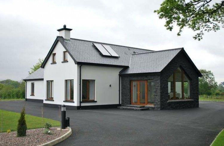 Dormer House Designs Ireland House Designs Ireland Irish House Plans Bungalow House Design