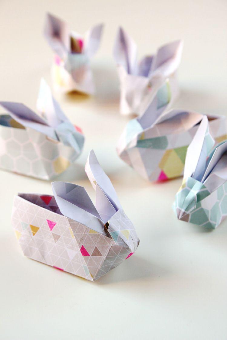 Origami for Kids - Origami Rabbit - Origami Animals ... | 1125x750