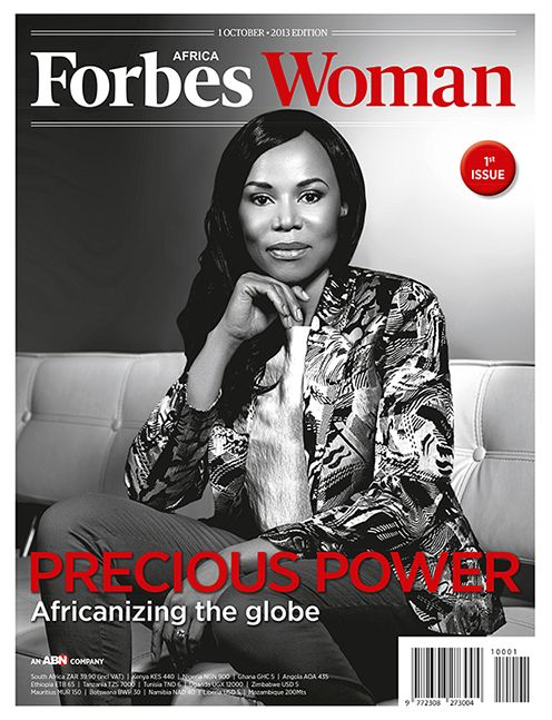 It's been two years since Forbes Africa launched and, to mark the occasion, they've launched Forbes Woman Africa and Forbes Life Africa.