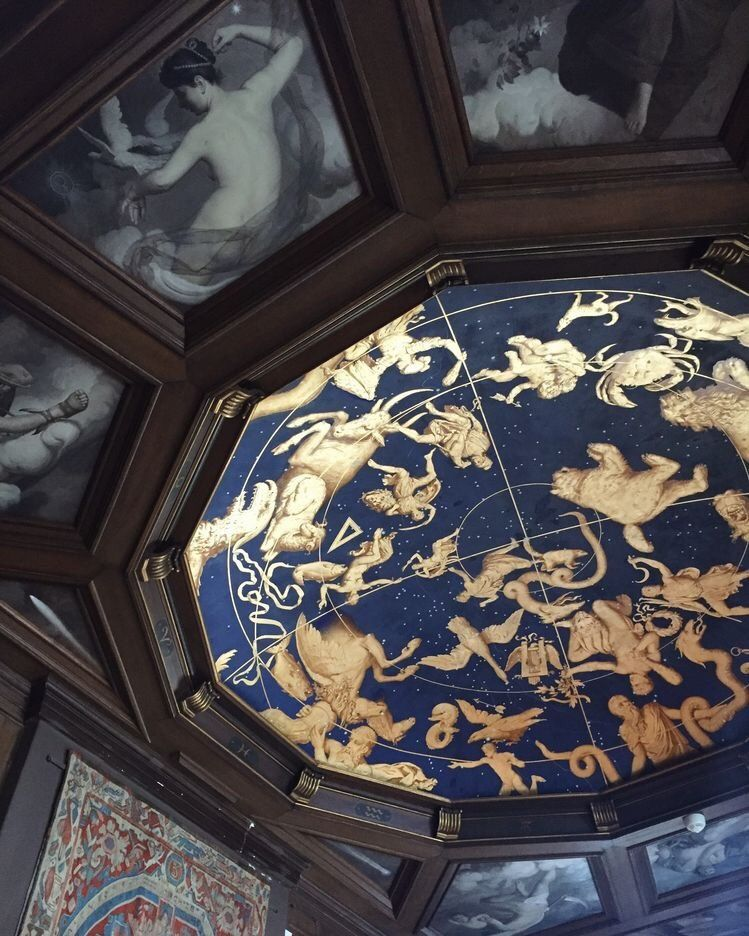 Kingdom Of Goose Starry Night Ravenclaw Aesthetic Ravenclaw Hogwarts Aesthetic